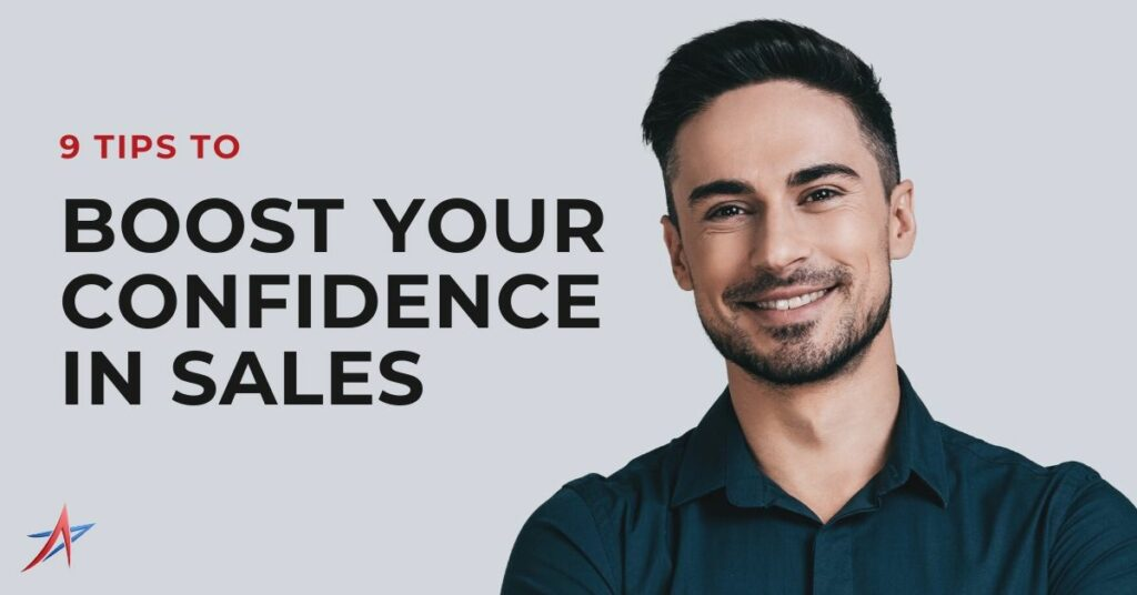 Tips to Boost Confidence in Sales