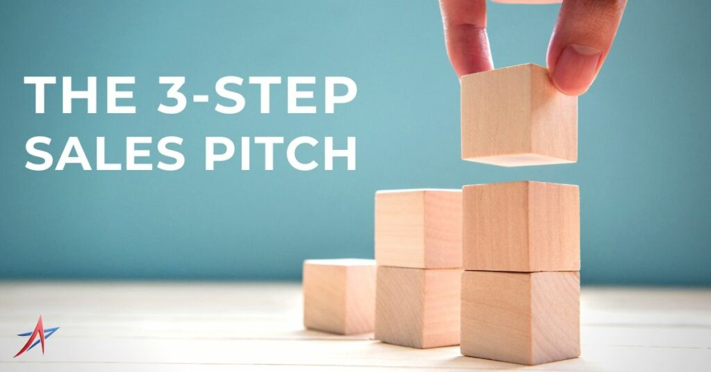 The Easy Formula for a Strong Sales Pitch