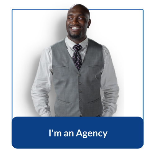 agency button