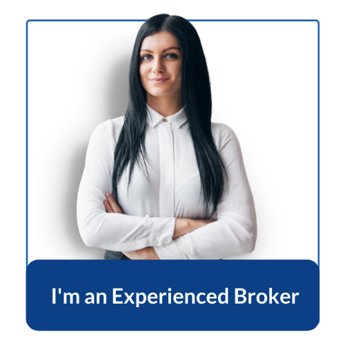 experienced broker button